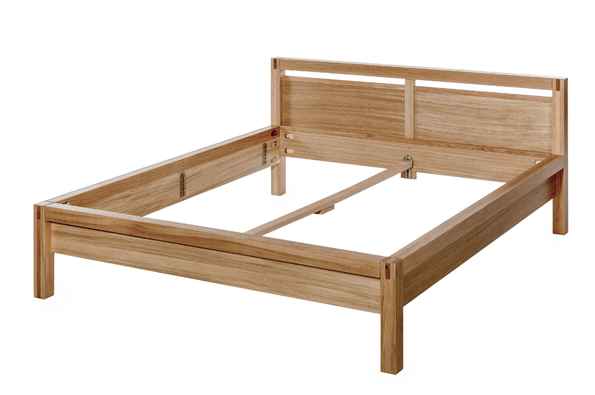 Tvill bed